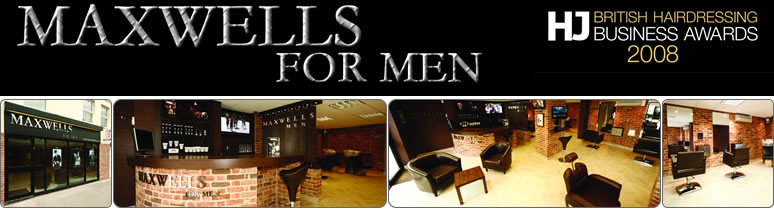 Maxwells Men, Maxwells For Men, Men's hair salon, Men's hairdresser, Barber Biggleswade