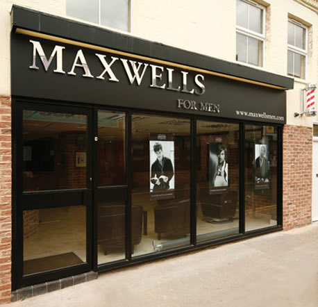 Maxwells For Men Hair Salon & Barber, Biggleswade, Bedfordshire